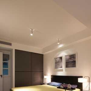 96平方米二室二厅一卫一厨一书房装修图