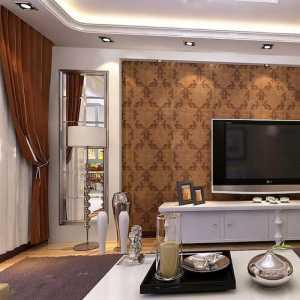 水晶燈尚東國際270平米復式別墅裝修圖片效果圖