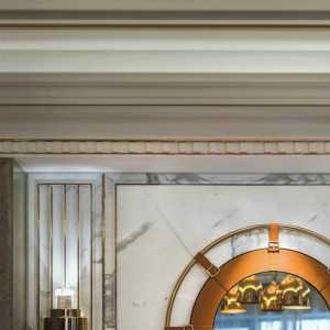 别墅五彩斑斓客厅装修效果图