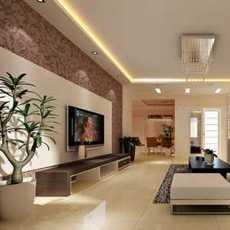 地中海風格復式臥室整體裝修效果圖
