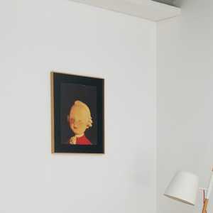 顧正磊設計實景中南世紀城100平米復式公寓歐式風格效果圖欣賞