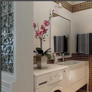 美式客厅电视柜墙效果图
