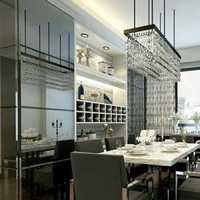 二房餐厅装修效果图