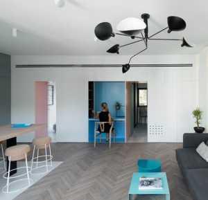 電視背景墻三居吊頂地中海風格客廳裝修效果圖