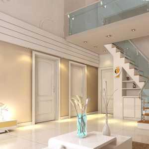 时尚白色 大气时尚的客厅