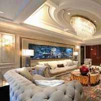 三米客厅沙发跃层装修效果图