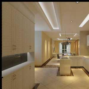 現代簡約三居室臥室走廊裝修效果圖大全
