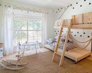 儿童房的壁纸应该选择什么颜色?