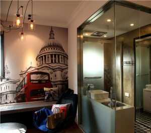建筑面积83两室一厅简单装修多少钱打家具