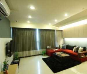 57平米一室一廳高層裝修效果圖