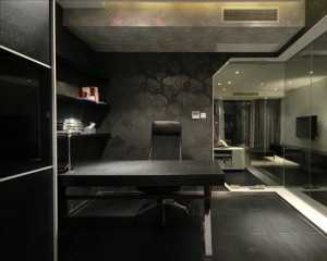 日式設計書房裝修效果圖