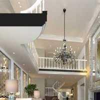 客廳客廳躍層式客廳效果圖