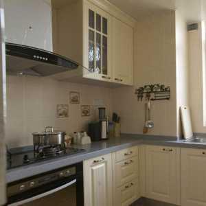 厨房装修效果图价位多少