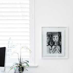 簡約風格二居室富裕型背景墻洗手臺裝修效果圖