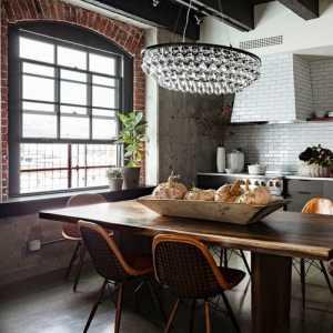 小白砖横贴的20个厨房场景
