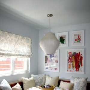 客厅水晶壁布装修效果图