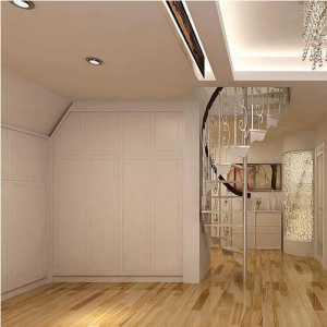 四十幾平米一室一廳一書房一衛生間裝修效果圖