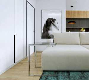 轻松的配色 简约的装饰:3个一居室小公寓设计