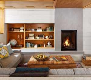 小戶型簡約風格一居室5-10萬50平米燈具裝修效果圖