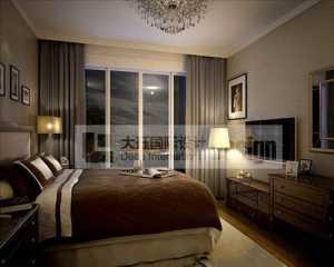 超窄卧室装修效果图