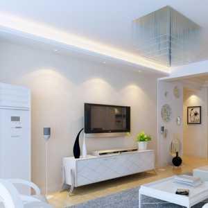 现代二居装修设计