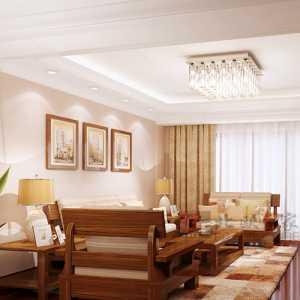 台灯休闲沙发椅茶几混搭客厅家具小客厅局部休闲沙发图片装修效果图