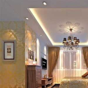 现代风格40平米一居室卧室装修设计图