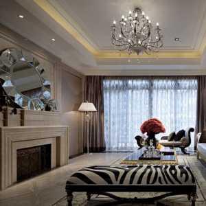 吊頂背景墻吊頂新古典風格臥室背景墻裝修效果圖