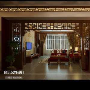 65平現代一室一廳設計裝修效果圖