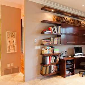 2012书房窗帘装修
