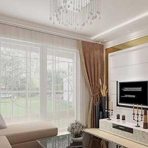 現代風格裝修效果圖臥室能配胡桃色的門嗎