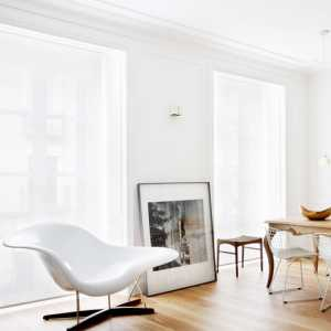 北歐設計室內臥室飄窗2016裝修效果圖