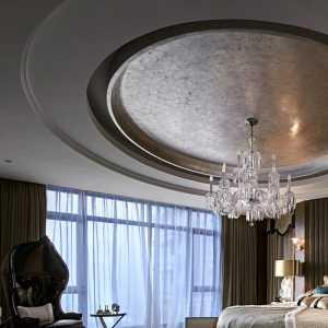 東南亞東南亞風格客廳吊頂設計案例裝修效果圖