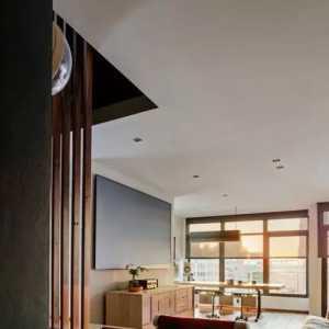 三室兩廳兩衛沙發背景墻窗簾三居大戶型90㎡98㎡現代簡約風格三室兩廳一衛客廳照片墻裝修效果圖