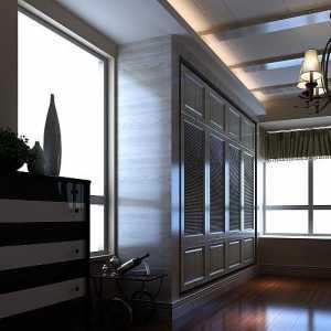 瑞豐花園混搭客廳設計裝修效果圖片