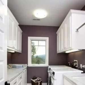 家庭洗涮涮的乐趣__尽在便捷实用的洗衣房