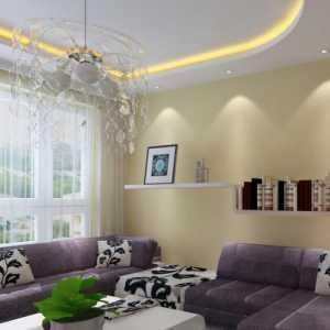 现代风格二居室设计