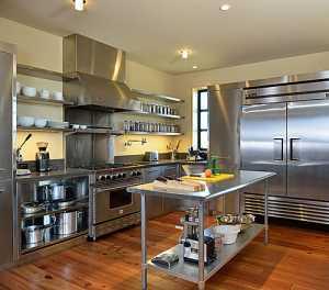打开厨房的大门,让设计改变你的期许!(上)