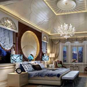 现代一居装修卧室设计图片