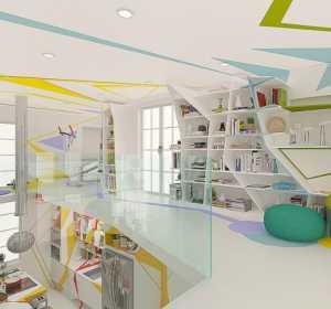 土豪金木色系现代三居卧室130平米三室两厅两卫装修效果