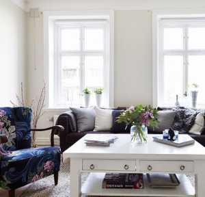 沙發背景墻照片墻裝修效果圖
