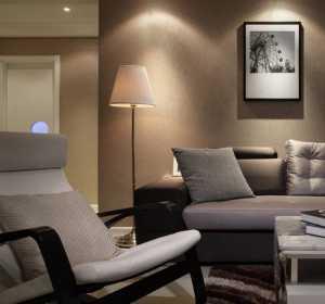 背景墙玄关现代三居客厅客厅背景墙兴达·锦绣园装修效果图