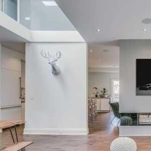 80平米歐式風格二居室歐式衣帽間設計裝修效果圖
