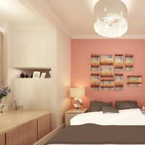 東南亞風格三居室衛生間梳妝臺燈具裝修效果圖