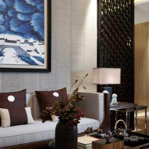 静语凝思——上海长城珑湾新中式样板房设计