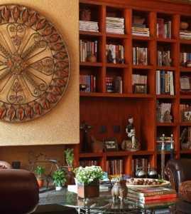婚房二居室书房90平米装修效果图
