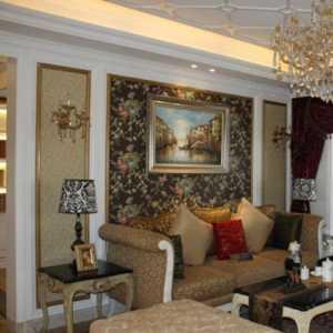 50㎡客厅家装需要多少钱装修主材预算报价一览
