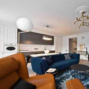 75平方米公寓 经典和时尚斡旋
