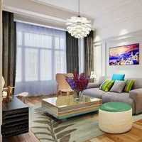 现代风格公寓卧室黑白色吊柜装修效果