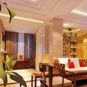 床上用品濱東花園二期項目簡歐風格三居室裝修效果圖